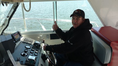 Captain Mike Conroy